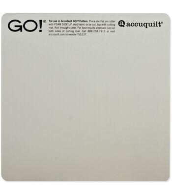 """AccuQuilt GO! Baby Mat 6"""" X 6"""""""