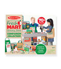 Melissa & Doug Fresh Mart Grocery Store Companion Set