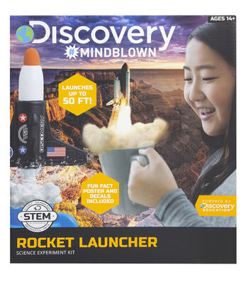 Toy Kids Science Rocket Kit