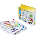 Crayola My First Funny Face Stamping Kit