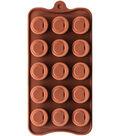 NY Cake Silicone Chocolate Mold-Sloped Cylinder