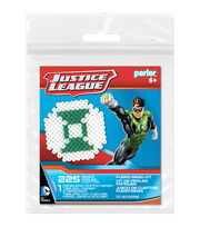 Perler Fused Bead Trail Kit-Green Lantern, , hi-res