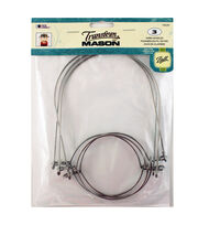 Loew-Cornell Ball Transform Mason 3 pk Jar Wire Handles, , hi-res