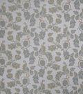 Home Decor 8\u0022x8\u0022 Fabric Swatch-Upholstery Fabric Eaton Square Ornate Azure
