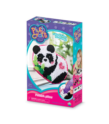 Plushcraft Panda Pillow Kit