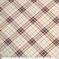 Super Snuggle Flannel Fabric-Riley Plaid