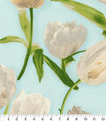 Home Decor 8\u0022x8\u0022 Fabric Swatch-Waverly Spring Robin\u0027s Egg