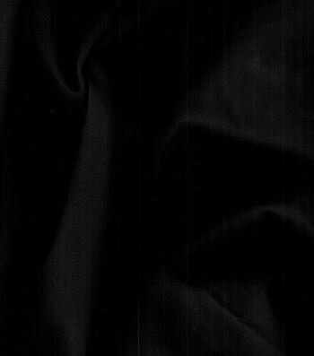 Homespuns Cotton Fabric -Black Solid