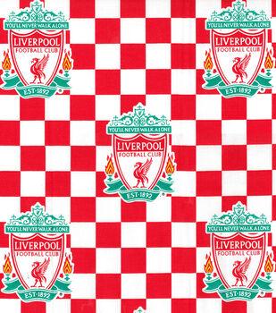 Liverpool Football Club Cotton Fabric