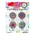 Art By Marlene Flowers Cling Stamp-Daisy