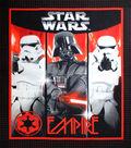 Disney Star Wars No Sew Throw Fleece Kit-Classic Empire