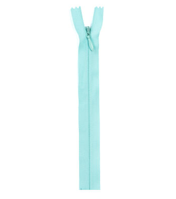 "Casa Zipper 22""-Light Blue"