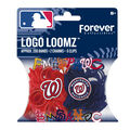 Washington Nationals Logo Loomz Filler Pack by Forever Collectibles