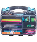 ArtBin Double-sided Quick View Storage Case with Removable Dividers-Aqua