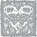 Spellbinders Shapeabilities Dies By Sharyn Sowell-Butterfly & Flora