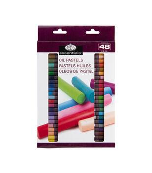 Royal Langnickel 48pc Drawing Oil Pastel