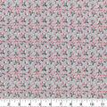 Keepsake Calico Cotton Fabric -Floral Gray