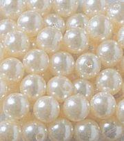 Darice 8mm Round Pearls-360PK/White, , hi-res