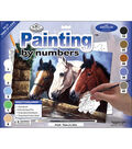 15-1/4\u0027\u0027x11-1/4\u0027\u0027 Junior Paint By Number Kit-Three Of A Kind