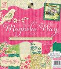 DCWV 12\u0022x12\u0022 Magnolia Garden Stack