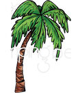 Stamping Bella Cling Stamps-Rosie & Bernie\u0027s Palm Tree