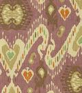 Home Decor 8\u0022x8\u0022 Fabric Swatch-Waverly Enlightened Mulberry