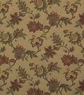 Home Decor 8\u0022x8\u0022 Fabric Swatch-Jaclyn Smith Percy-Sangria