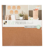 "DCWV 12""x12"" Natural Cork Stack, , hi-res"