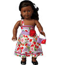 Vervaco Dress Your Doll Making Couture Outfit Set-Nataly Butterfly