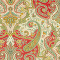 Waverly Lightweight Decor Fabric 54\u0022-Lyrical Legend/Radish