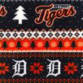 Detroit Tigers Fleece Fabric-Winter