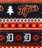 Detroit Tigers Fleece Fabric -Winter, , hi-res