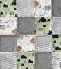 Nursery Fabric-Boone Patchwork Quilt