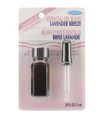 Essential Oil Blend .25oz-Lavender Breeze