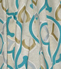 P/K Lifestyles Outdoor Print Fabric 54\u0027\u0027-Aqua Linked