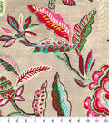 Waverly Upholstery Fabric 54\u0022-Key of Life Jubilee