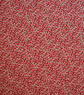 Quilter\u0027s Showcase Cotton Fabric-Vine Swirl on Red