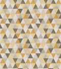 SMC Designs Upholstery Fabric 54\u0022-Brownwell/Goldmine