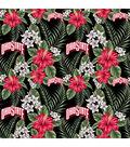 Ohio State University Cotton Fabric-Tropical