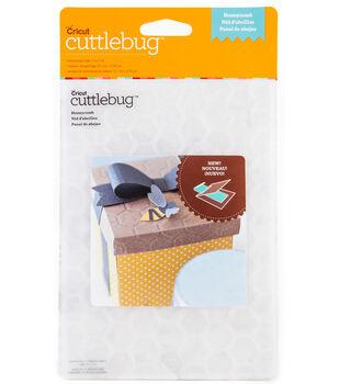 Cuttlebug Emboss 5x7 Honeycomb