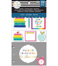 The Happy Planner Multi Accessory Pack-Rainbow Teacher