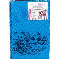 American Crafts Hello Dreamer Sequined Notebook-Mermaid
