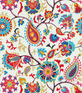 Waverly Outdoor Fabric-Sns Siren Song Jewel