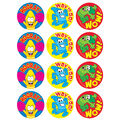 Can-do Crayons!-Fruit Punch Stinky Stickers 48 Per Pack, 6 Packs