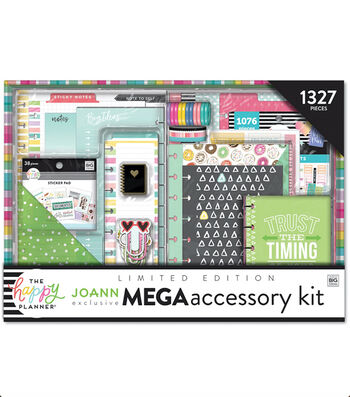 Me & My Big Ideas The Happy Planner MEGA Accessory Kit