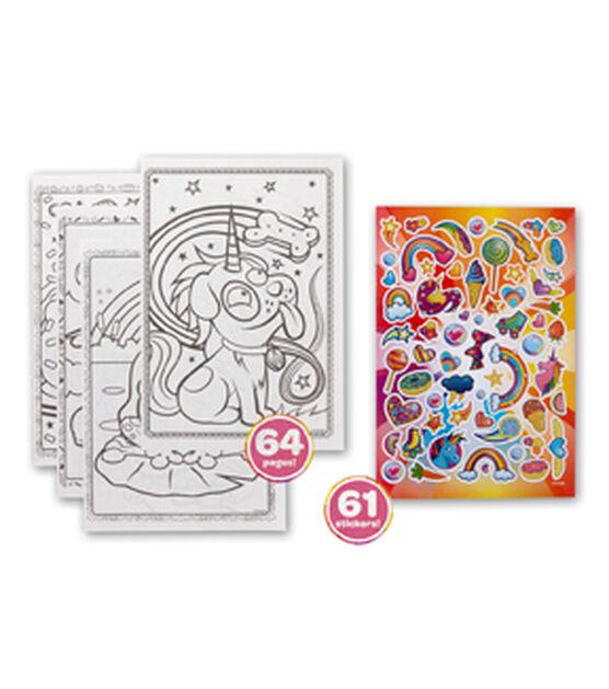 Crayola Unicreatures Stickers Joann