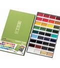 Kuretake Gansai Tambi 36 Water Color Set-Assorted Colors