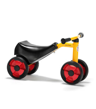 Winther Viking Safety Scooter-Yellow