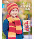 Hats & Scarves For Kids Knitting Book