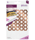 Gemini Decorative Panel Die-Honeycomb